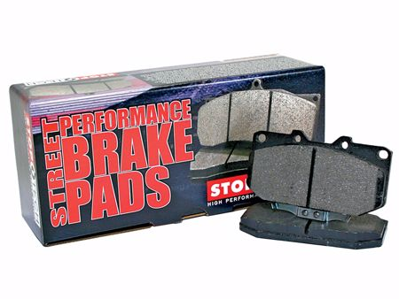 Picture for category STOPTECH FRONT PADS