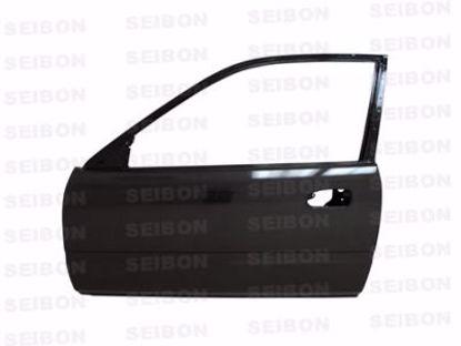 Picture of Seibon Carbon Fibre Doors Civic 92-95 2 3dr