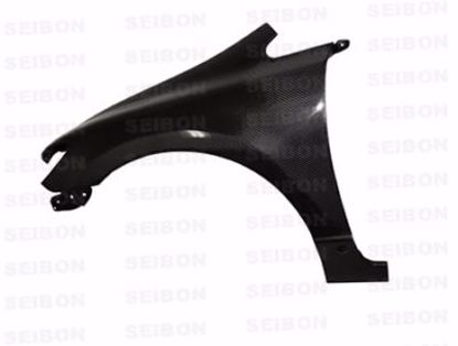 Picture of Seibon Carbon Fibre Front Wings Civic FD2