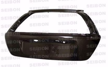 Picture of Seibon Carbon Fibre Bootlid Civic 01-06 EP3