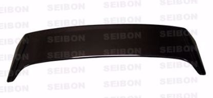 Picture of Seibon Carbon Fibre Spoiler Prelude 97-01 Mugen Style