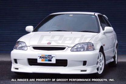Picture of Greddy Gracer Front Lip Civic 99-00