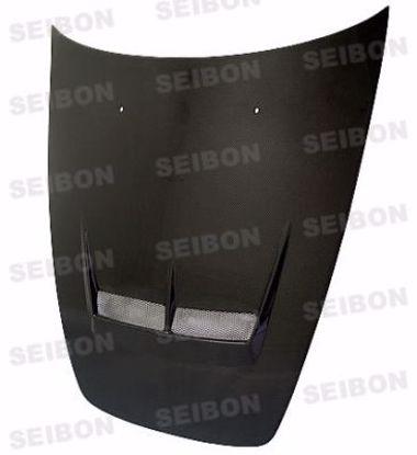 Picture of Seibon Carbon Fibre Hood S2000 00-09 AP1 JS Style