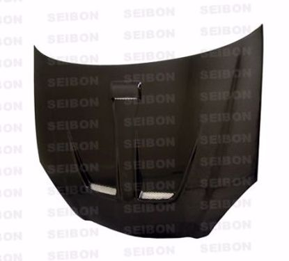 Picture of Seibon Carbon Fibre Hood Integra 02-06 DC5 MG style