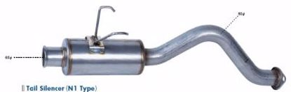 Picture of Spoon Sports N1 Back Box Integra DB8 94-01