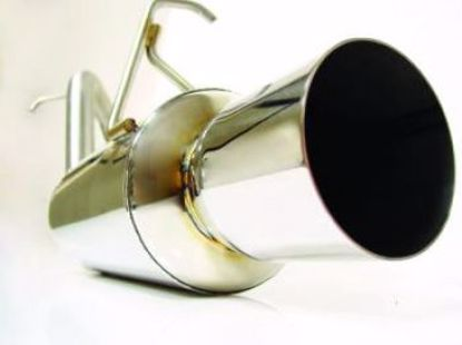 Picture of DC Sports Stainless Steel Exhaust System Civic Type R EP3