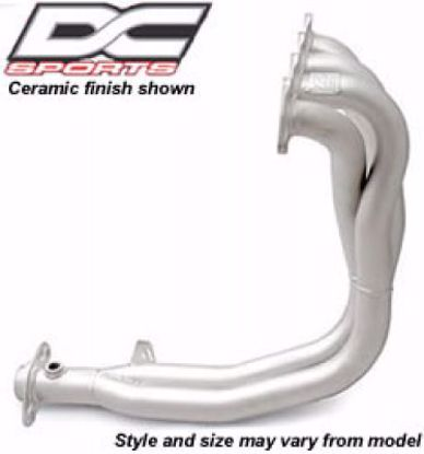Picture of DC Sports 4-2-1 Ceramic Coated Exhaust Manifold D Series 2 25 Collector 1pc