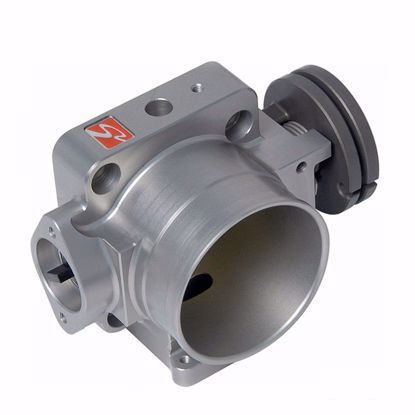 Picture of Skunk2 74mm Pro Series Billet Throttle Body K20A/A2 EP3/DC5 ENGINE HARD ANODIZED