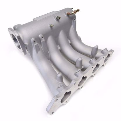Picture of Skunk2 Pro Series Inlet Manifold 92-01 PRELUDE/ACCORD H22A/F20B SILVER