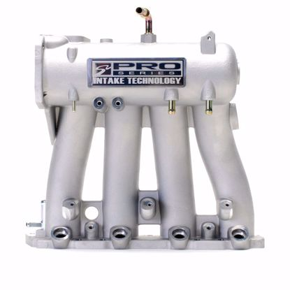 Picture of Skunk2 Pro Series Inlet Manifold 88-00 Civic / CRX / Delsol Sohc 1.5 / 1.6 D Series SILVER