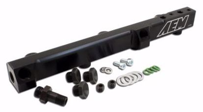 Picture of AEM High Volume Fuel Rail Prelude H22/H23 Accord 94-02 F22/F23
