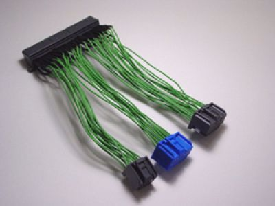 Picture of Boomslang Custom Made HondR Spec OBD1 to OBD2A Ecu Adapter Harness