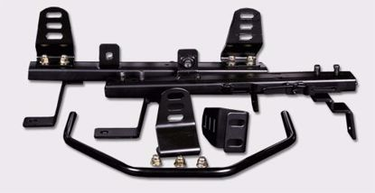 Picture of BuddyClub Racing Spec Seat Rails Low Down Civic 96-00 2/3/4dr