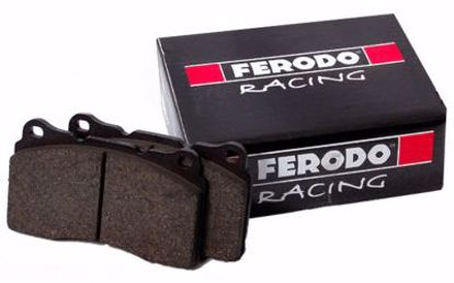 Picture of Ferodo DS2500 Brake Pads Honda Accord Prelude Integra Civic EK9 MB6 NSX MGZS180 with 282mm stock discs FRONT