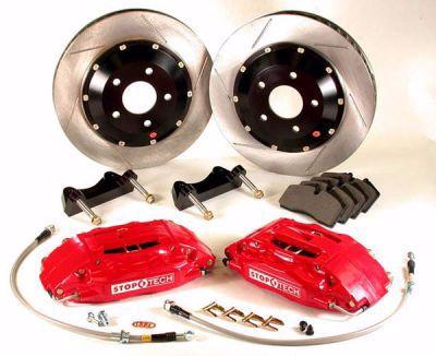 Picture of Stoptech Big Brake Kit 4 POT DC2 EG 4x100 328x28 262oe