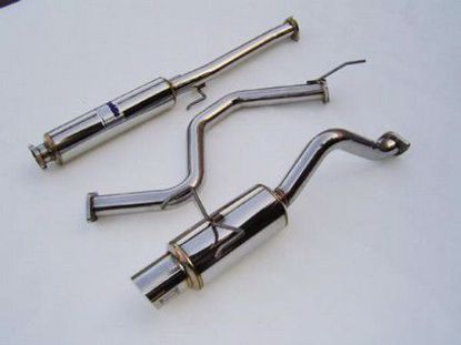 Picture of Invidia N1 Stainless Steel Exhaust System Accord Coupe 98-01 6cyl