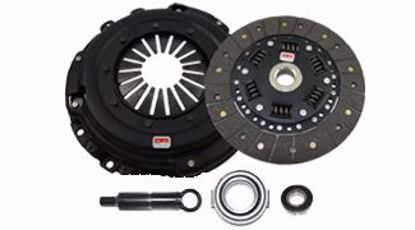 Picture of Competition Clutch Stage 2 Street Series Carbon/Kevlar Clutch Kit  Civic / DelSol / Integra 92-00 B16a2 / B16a SiR / Integra DC2 B18C / MB6 B18C4