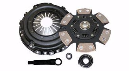 Picture of Competition Clutch Stage 4 Sprung/Solid Ceramic Clutch Kit Civic / CRX 90-91 D Series Cable Clutch