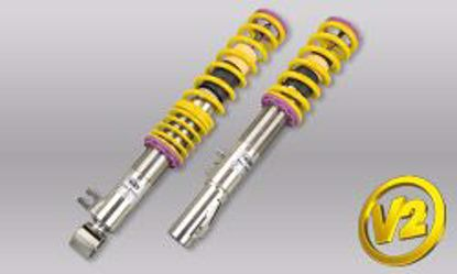 Picture of KW Variant 2 Coilovers Civic 07-10 3/5 dr NON Type R FK3 FN3