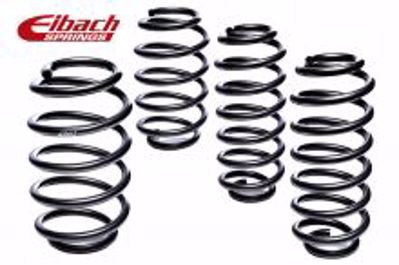 Picture of Eibach Pro Lowering Spring Kit Jazz/Fit 08-Onwards Front -20mm Rear -20mm