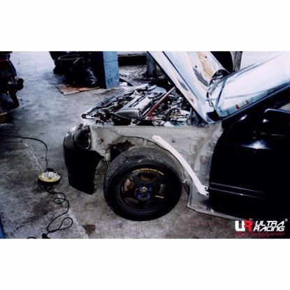 Picture of Ultra Racing Fender Brace Civic/CRX 88-91 2/3/4dr 2 Point