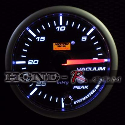 Picture of Motor Meter Racing Vacuum Gauge (hg) 52mm