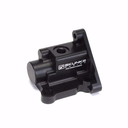 Picture of Skunk2 Billet VTEC Solenoid Black Anodized F20C S2000 99-09