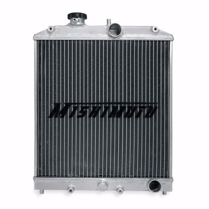 Picture of Mishimoto Aluminium Radiator Dual Core Civic/DelSol 92-00