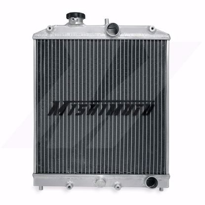 Picture of Mishimoto X-Line Aluminium Radiator Triple Core Civic/DelSol 92-00