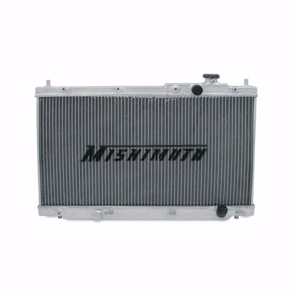 Picture of Mishimoto Aluminium Radiator Dual Core Civic 01-03 Coupe