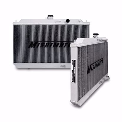 Picture of Mishimoto Aluminium Radiator Dual Core Integra 90-93 DA