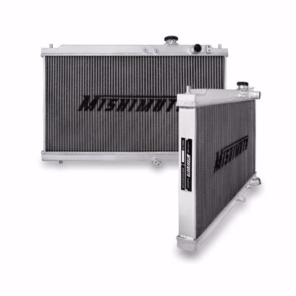 Picture of Mishimoto Aluminium Radiator Dual Core Integra 94-01 DC2/DB8