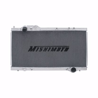 Picture of Mishimoto Aluminium Radiator Dual Core NSX 91-05