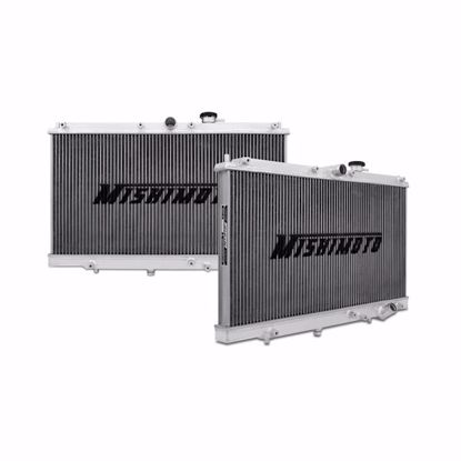 Picture of Mishimoto Aluminium Radiator Dual Core Prelude 97-01 / Accord 94-97