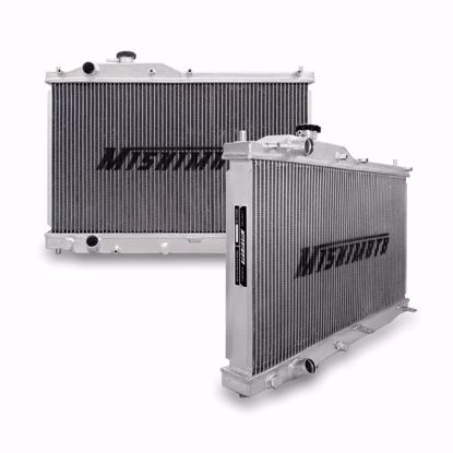 Picture of Mishimoto Aluminium Radiator Dual Core S2000 99-09