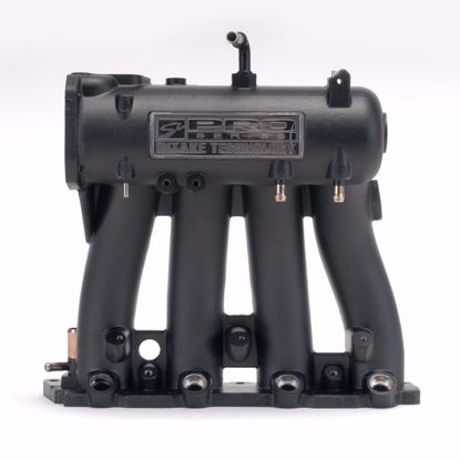 Picture of Skunk2 Pro Series Inlet Manifold 88-00 Civic / CRX / Delsol Sohc 1.5 / 1.6 D Series BLACK