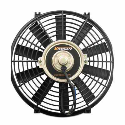 """Picture of Mishimoto Universal Slim 16"""" Pusher/Puller Cooling Fan"""