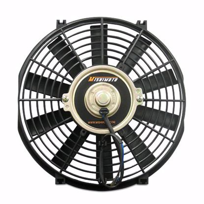 "Picture of Mishimoto Universal Slim 16"" Pusher/Puller Cooling Fan"