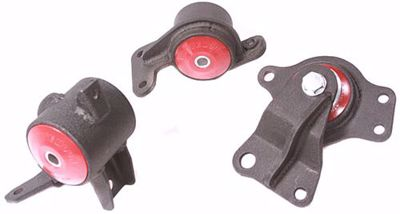 Picture of Innovative Mounts Uprated Engine Mount Kit Jazz/Fit 01-08 Manual Transmission STEEL