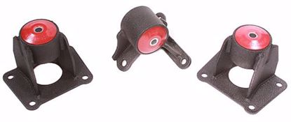 Picture of Innovative Mounts Uprated Engine Mount Kit Accord 98-02 V6 Auto Transmission Steel