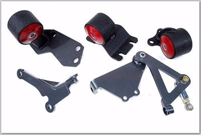 Picture of Innovative Mounts B Series With Hydraulic Transmission Conversion Mount Kit Civic/CRX 88-91 Steel