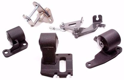 Picture of Innovative Mounts H/F Series Conversion Mount Kit Integra 90-93 Steel