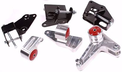 Picture of Innovative Mounts K20 Engine Conversion Mount Kit Civic 96-00 2/3/4dr EK Subframe Billet Aluminium
