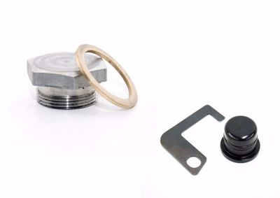 Picture of Hybrid Racing Heater Core Delete Kit K SERIES K20A/A2 ONLY