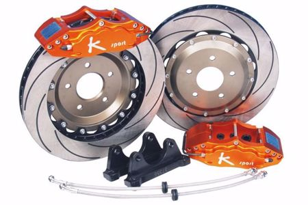 Picture for category K Sport 6 Pot Brake Kits