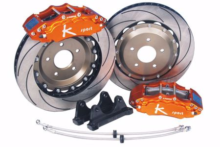 Picture for category K Sport 8 Pot Brake Kits
