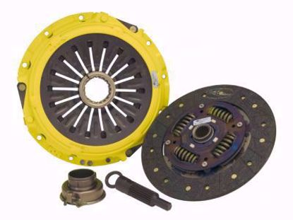 Picture of ACT Full Face Organic Clutch Kit Stage 1 K Series EP3 DC5 FD2 FN2 224lbsft perf street disc