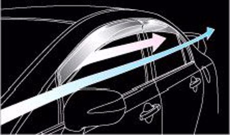 Picture for category Mugen Wind Deflectors