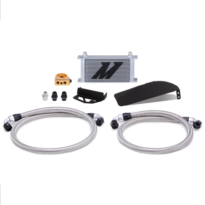 Picture of Mishimoto Honda Civic Type R Direct Fit Oil Cooler Kit, 2017+