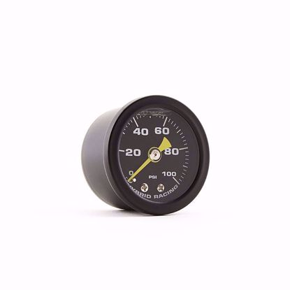 Picture of HYBRID RACING LIQUID FILLED FUEL PRESSURE GAUGE (UNIVERSAL)